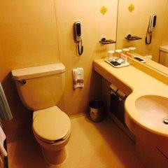 Отель Capital Itaewon Сеул ванная фото 2
