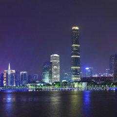 Отель The Westin Pazhou Hotel Китай, Гуанчжоу - отзывы, цены и фото номеров - забронировать отель The Westin Pazhou Hotel онлайн приотельная территория