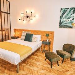 Отель CAMŌ ROOMS - Boutique Aparthotel Чехия, Прага - отзывы, цены и фото номеров - забронировать отель CAMŌ ROOMS - Boutique Aparthotel онлайн комната для гостей фото 2