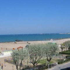 Отель L&V Италия, Римини - отзывы, цены и фото номеров - забронировать отель L&V онлайн пляж фото 2