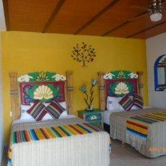 Отель Posada Margaritas детские мероприятия фото 2