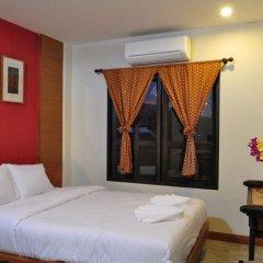 Отель Hi. Mid Bangkok Бангкок комната для гостей фото 4
