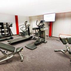Отель Dormero Dresden City Дрезден фитнесс-зал фото 2