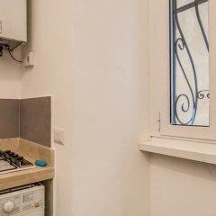 Отель Trastevere budget studio Италия, Рим - отзывы, цены и фото номеров - забронировать отель Trastevere budget studio онлайн ванная