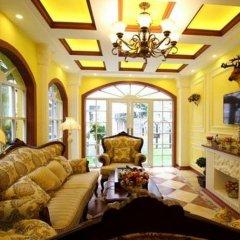 Отель Xiamen Feisu Tianchunshe Holiday Villa Китай, Сямынь - отзывы, цены и фото номеров - забронировать отель Xiamen Feisu Tianchunshe Holiday Villa онлайн комната для гостей фото 5