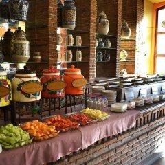 Отель Santiago De Compostela Мексика, Гвадалахара - 1 отзыв об отеле, цены и фото номеров - забронировать отель Santiago De Compostela онлайн питание фото 2