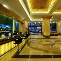 Отель HONGFENG Гонконг интерьер отеля