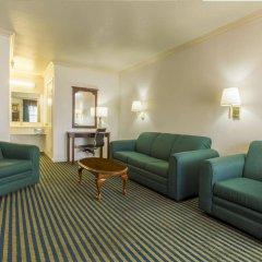 Отель Milpitas Inn комната для гостей фото 3