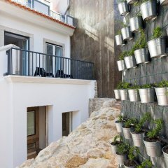 Апартаменты Hello Lisbon Castelo Apartments фото 3
