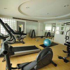 Отель BelAire Bangkok Бангкок фитнесс-зал фото 2