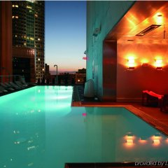 Отель The Standard, Downtown LA бассейн