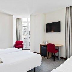 Отель Abba Santander Hotel Испания, Сантандер - отзывы, цены и фото номеров - забронировать отель Abba Santander Hotel онлайн комната для гостей фото 3