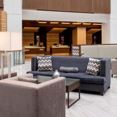 Отель Grand Hyatt Washington интерьер отеля