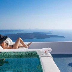 Отель Aliko Luxury Suites Греция, Остров Санторини - отзывы, цены и фото номеров - забронировать отель Aliko Luxury Suites онлайн бассейн