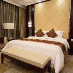Soluxe Hotel Guangzhou комната для гостей фото 3