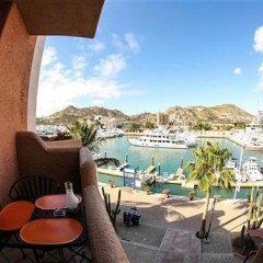 Отель Cabo Marina Beach Condos Bed And Breakfast - Adult Only балкон