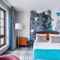 Отель Hanza Hotel Польша, Гданьск - 2 отзыва об отеле, цены и фото номеров - забронировать отель Hanza Hotel онлайн комната для гостей фото 5