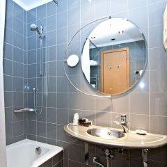 Отель Galileo Hotel Италия, Милан - 7 отзывов об отеле, цены и фото номеров - забронировать отель Galileo Hotel онлайн ванная