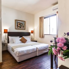 Отель Little House In Rechavia Иерусалим комната для гостей фото 4