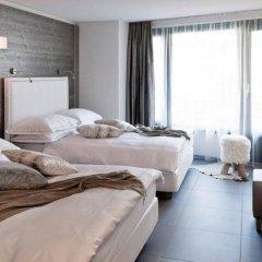 Отель Morosani Schweizerhof Швейцария, Давос - отзывы, цены и фото номеров - забронировать отель Morosani Schweizerhof онлайн комната для гостей фото 2