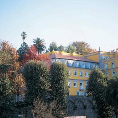Отель Casa Da Calçada - Relais & Chateaux Амаранте балкон