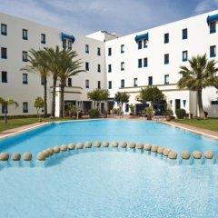Отель ibis budget Tanger Марокко, Медина Танжера - отзывы, цены и фото номеров - забронировать отель ibis budget Tanger онлайн бассейн фото 3