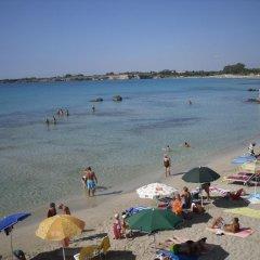 Отель Villa Dolci Vacanze Фонтане-Бьянке пляж