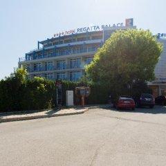 Отель Regatta Palace - All Inclusive Light парковка