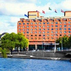 Sheraton Stockholm Hotel пляж фото 2