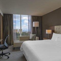 Отель Westin Santa Fe Мехико комната для гостей фото 4
