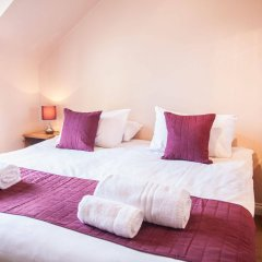 Отель Royal Mile Accommodation Великобритания, Эдинбург - отзывы, цены и фото номеров - забронировать отель Royal Mile Accommodation онлайн комната для гостей фото 4