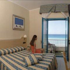 Sea Palace Hotel Фускальдо комната для гостей