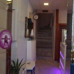 Отель Mavi Inci Park Otel сауна