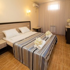 Гостиница Акварель Family комната для гостей фото 5