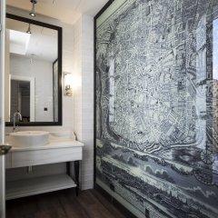 Отель Only YOU Boutique Hotel Madrid Испания, Мадрид - отзывы, цены и фото номеров - забронировать отель Only YOU Boutique Hotel Madrid онлайн ванная фото 2