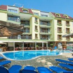Отель Mariner's Hotel Болгария, Солнечный берег - отзывы, цены и фото номеров - забронировать отель Mariner's Hotel онлайн бассейн фото 2
