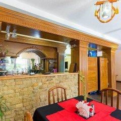 Гостиница Эльбрусия гостиничный бар