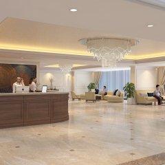 Victor Hotel Cau Giay интерьер отеля