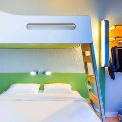 Отель Ibis budget Leipzig City комната для гостей