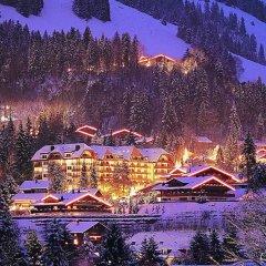 Отель Park Gstaad Швейцария, Гштад - отзывы, цены и фото номеров - забронировать отель Park Gstaad онлайн городской автобус