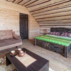 Eco Hotel Bungalo комната для гостей фото 3