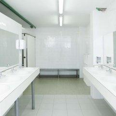 Отель Mar i Vent Испания, Лорча - отзывы, цены и фото номеров - забронировать отель Mar i Vent онлайн ванная