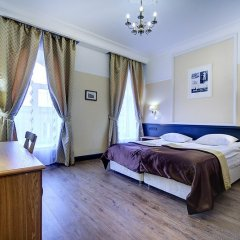 Мини-Отель Элегия 3* Стандартный номер фото 20