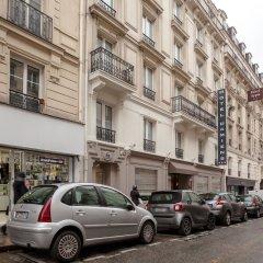 Отель Damiens Франция, Париж - 8 отзывов об отеле, цены и фото номеров - забронировать отель Damiens онлайн парковка