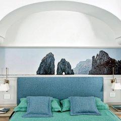 Отель Gatto Bianco Hotel & SPA Италия, Капри - отзывы, цены и фото номеров - забронировать отель Gatto Bianco Hotel & SPA онлайн комната для гостей фото 2
