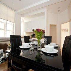 Апартаменты My Apartments Knightsbridge Лондон в номере фото 2