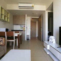 Отель Unixx Condominiums By Win 99 Group Паттайя комната для гостей фото 5