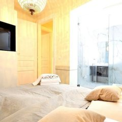 Апартаменты Vienna Residence Classy Apartment for 2 People Right in the Center of Vienna Вена комната для гостей фото 5