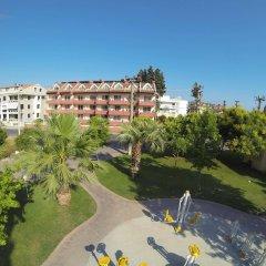 Highlife Apartments Турция, Мармарис - 1 отзыв об отеле, цены и фото номеров - забронировать отель Highlife Apartments онлайн балкон