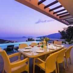 Villa Vogue by Akdenizvillam Турция, Калкан - отзывы, цены и фото номеров - забронировать отель Villa Vogue by Akdenizvillam онлайн питание
